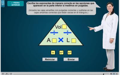 Matemáticas para Moldeadores RJG-Un curso en modalidad En Línea ahora disponible en español y Métrico Británico