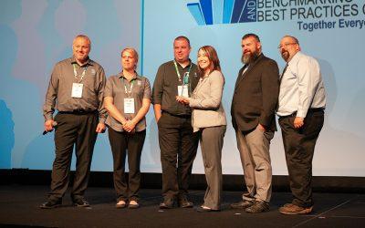The Plastek Group Wins RJG Training Excellence Award 2019